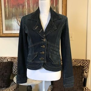 DKNY Jeans Button-Down Jacket. Size XS